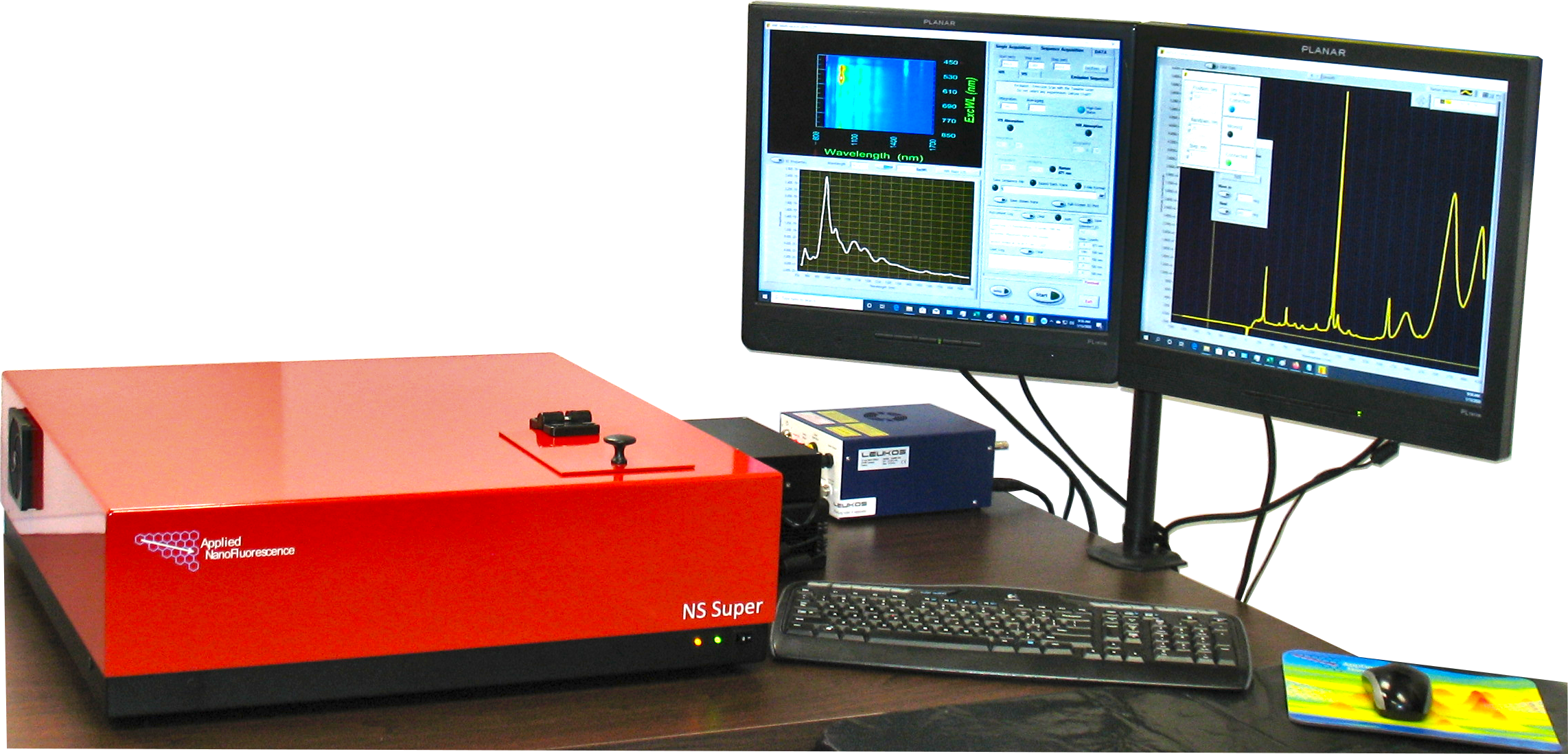 New- NS Super NanoSpectralyzer!